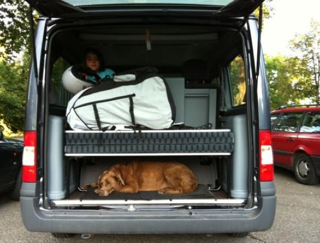 ford transit euroline van with 7 seats 27487001. Black Bedroom Furniture Sets. Home Design Ideas