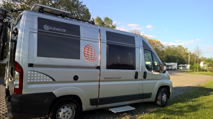 Wohnmobil mieten Heidenau, Deutschland