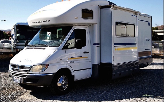2006 Winnebago View 23J
