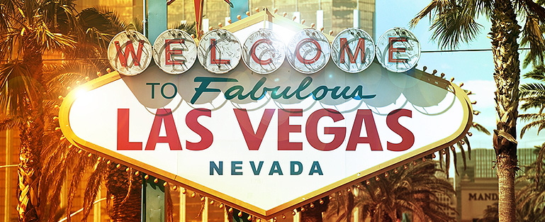 RVs and travel trailers for city trips – Las Vegas