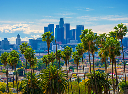Sightseeing vacations by motorhome – Los Angeles