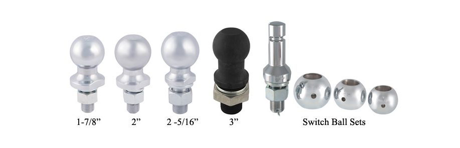 Trailer Hitch Ball Sizes >> Trailer Hitch Ball Sizes Campanda News