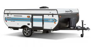 jayco jay sport pop up fold down trailer