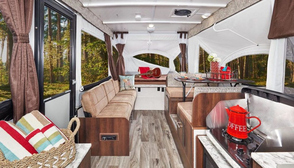 jayco jay sport rv pop up trailer camper