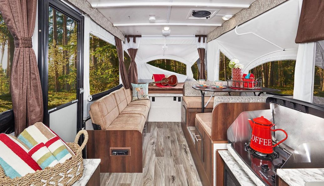 Which Type Of RV Is Right For You? A Complete Guide To RV