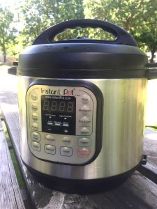 instant pot pressure cooker for RV