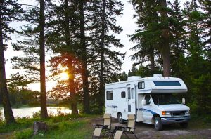 rent an rv and go camping to test it out