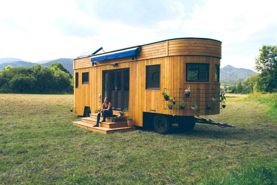 wohnwagon green rv eco friendly off grid camper