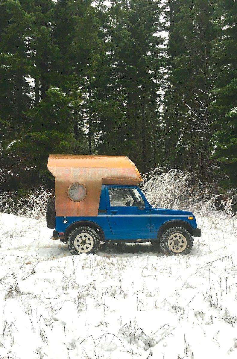 jeep camper jeep truck rv handmade jay nelson