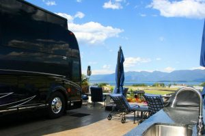 mountain lake montana rv park luxury rv resort views