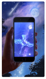 stargazing app star chart camping rv app