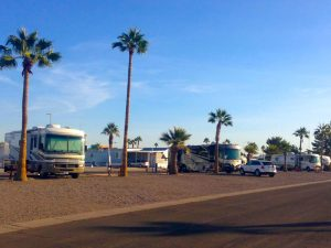 desert shadows rv park phoenix arizona