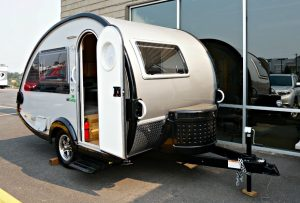 rv show teardrop trailer