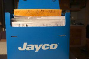 rv service records rv buying safety