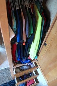 rv storage rv closet