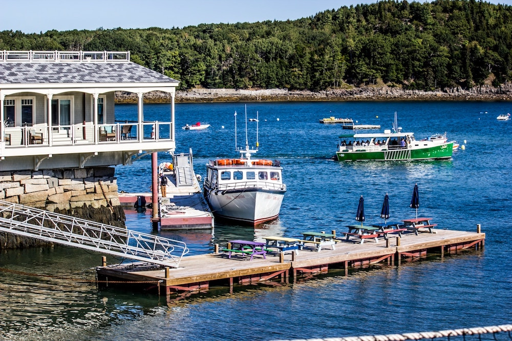 bar harbor maine new england rv destinations