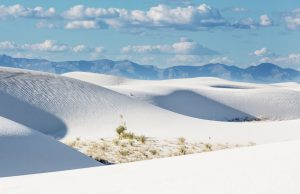white sands national monument new mexico rver