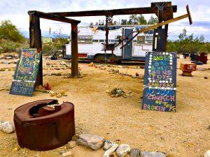 slab city rv community boondocking california