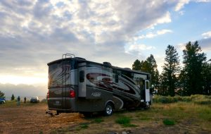 tiffin allegro grand teton rv parking
