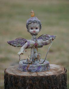 found art angel rv