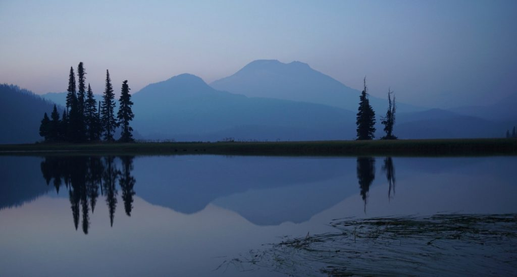 sparks lake oregon rv trip photography no retouching