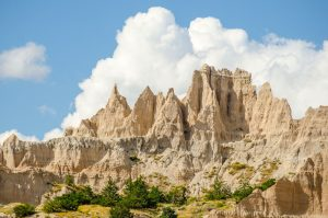 badlands south dakota national park midwest rv camping
