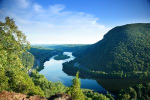 national park near nyc rv camping delaware water gap new jersey pennsylvania
