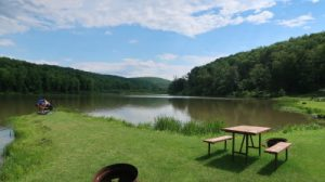 fingerlakes finger lakes new york rv campground trailer camping