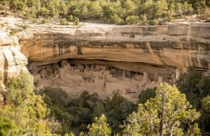 mesa verde national park cliff dwellings rv camping