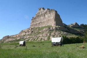 scotts bluff oregon trail nebraska national park national monument midwest rving
