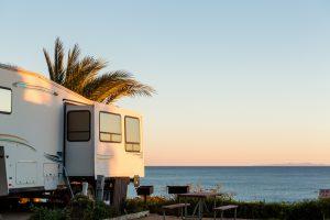 rv vacation sunset motorhome rental