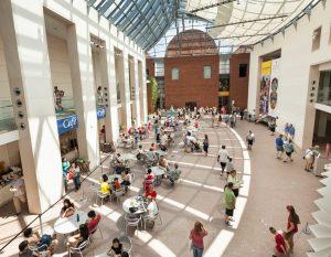 atrium cafe peabody essex museum salem massachusetts things to do