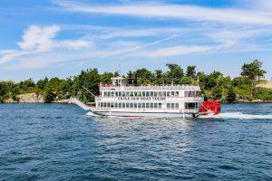boat tour alexandria bay thousand islands new york upstate