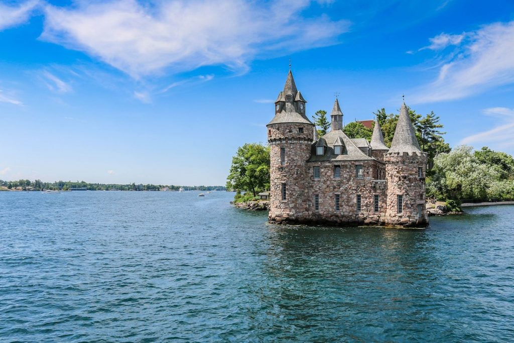 boldt castle alexandria bay 1000 thousand islands new york romantic rv camping