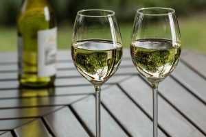 wine glasses fully equipped rv rental