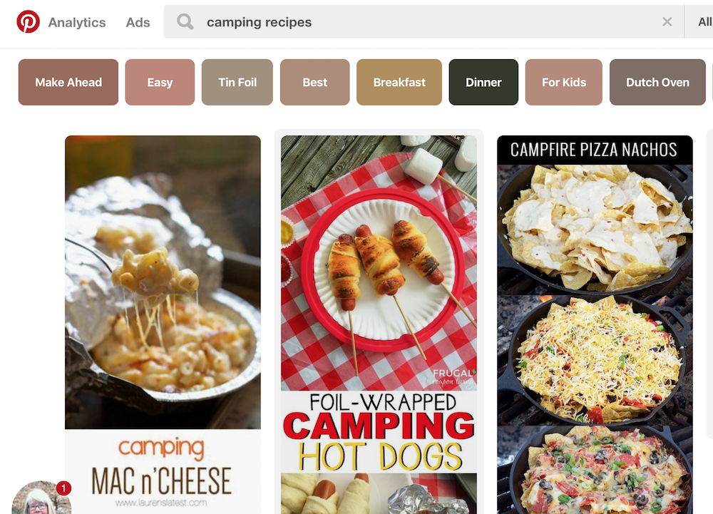camping recipes pinterest for rvers tools for rving