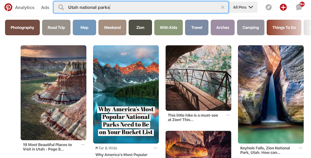 use pinterest how to utah national parks photos trip planning