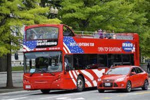 washington dc sightseeing tour bus guided dc tours