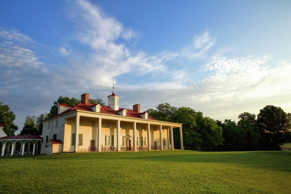 mount vernon george washington dc things to do